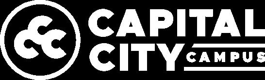 CCC white logo